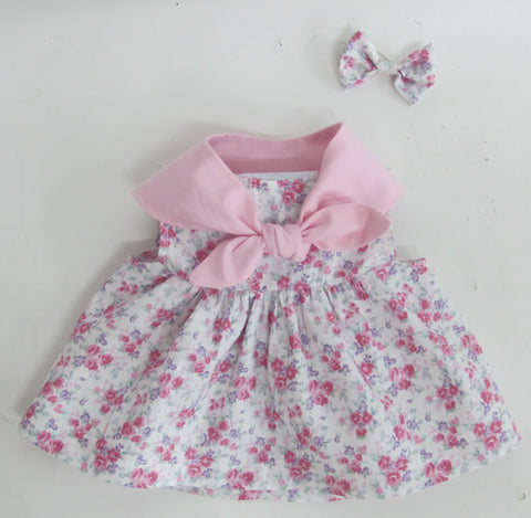 DRESS ADDITIONAL PINK 08""