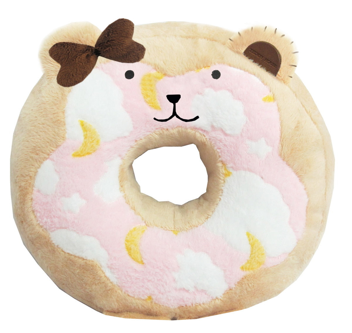 DOUGHNUT CUSHION 12 INCHI X 12 INCHI