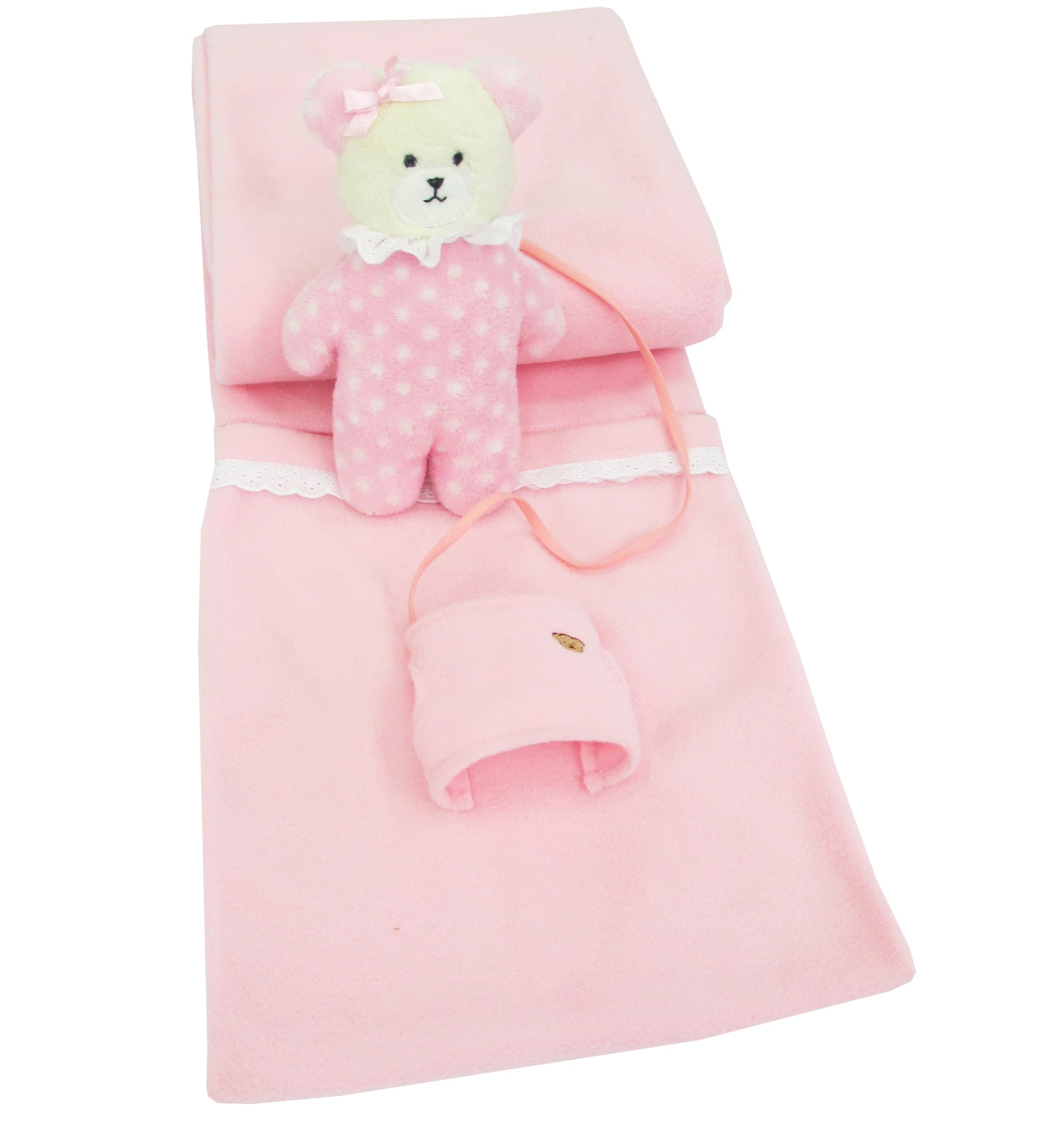 BLANKET FOR BABY SPC HOME 20x90 cm