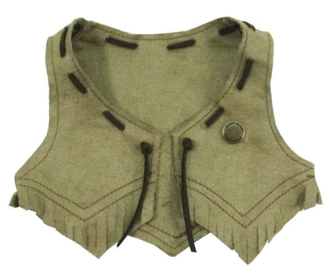 "WAISTCOAT 14"" TEDDY IN COUNTRY"