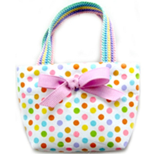 BAG 10`` POLKADOT
