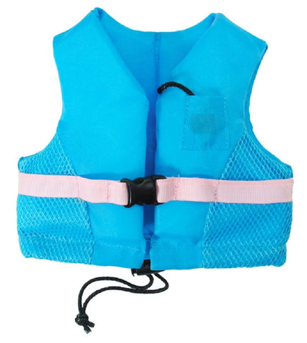 LIFE JACKET BLUE SUMMER BEACH LOVER 18""