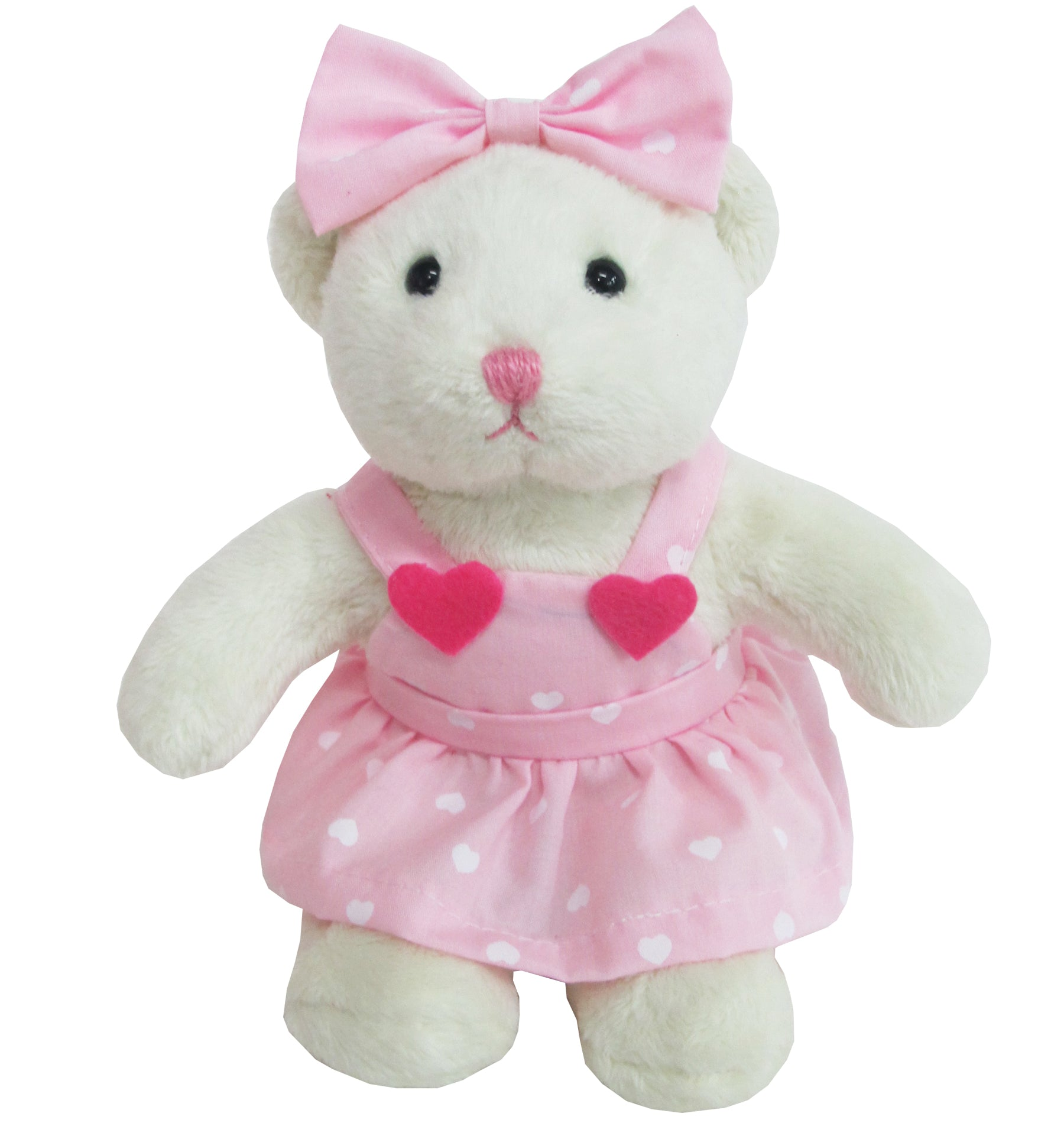 TEDDY HOUSE BONEKA TEDDY BEAR PP INTO LOVE 08 INCHI