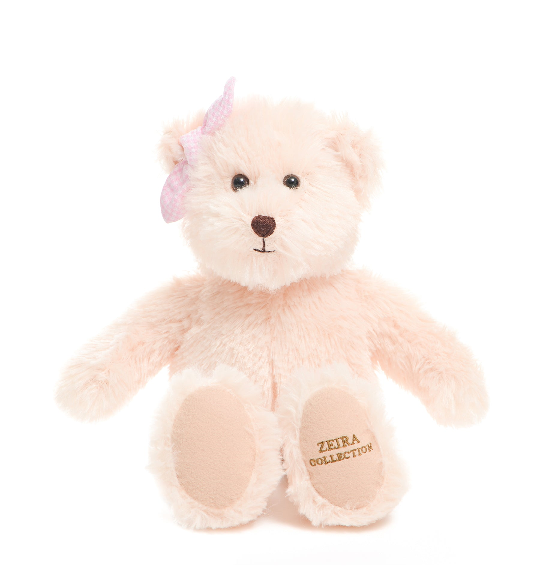 "TEDDY HOUSE BONEKA TEDDY BEAR ZEIRA BEAR 12""  SOFT"