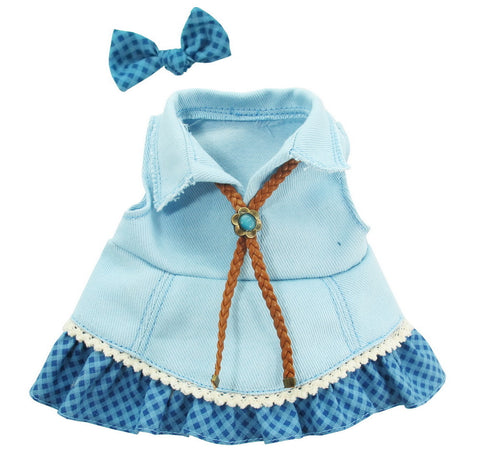 "DRESS 12"" TEDDY IN COUNTRY"