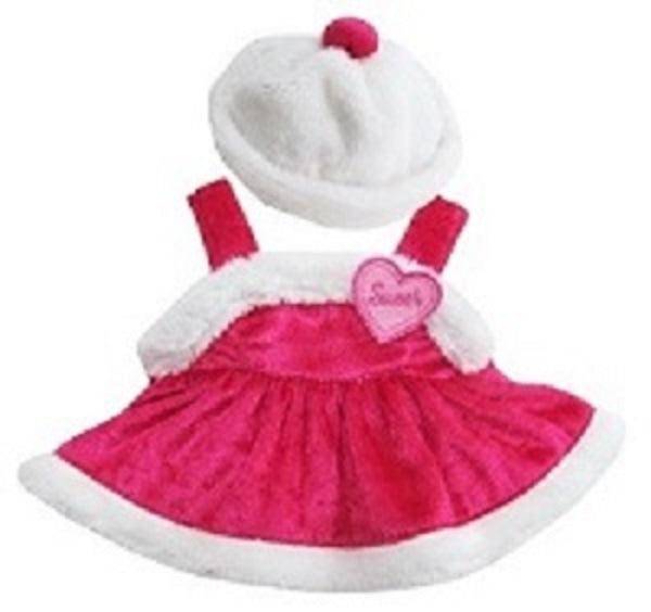 DRESS WITH HAT VAL   12""
