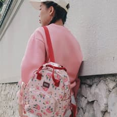 BACKPACK SUMMER TIME (PINK) VACAY