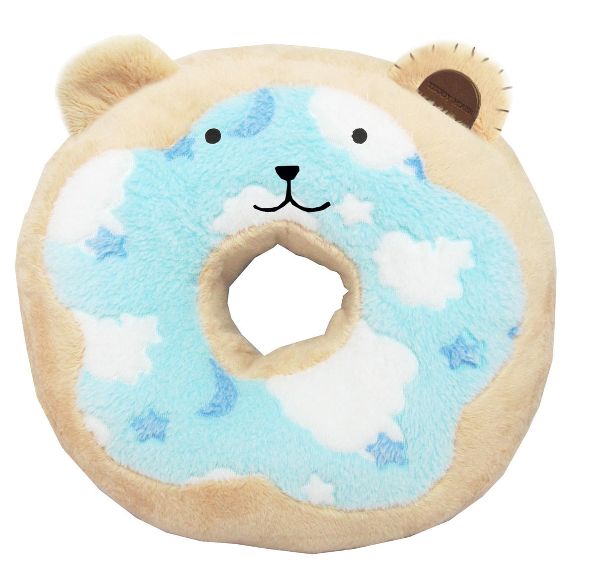 "DOUGHNUT CUSHION 12"" X 12"""