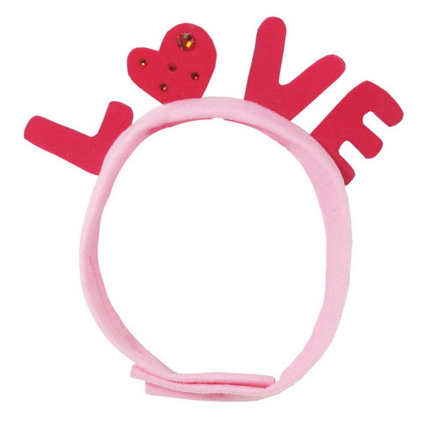 "HEADBAND ""LOVE"" VAL"