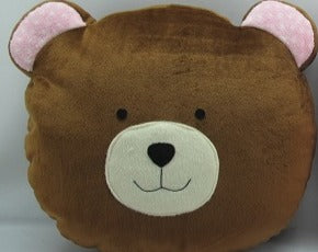 BEAR CUSHION 15 INCHI