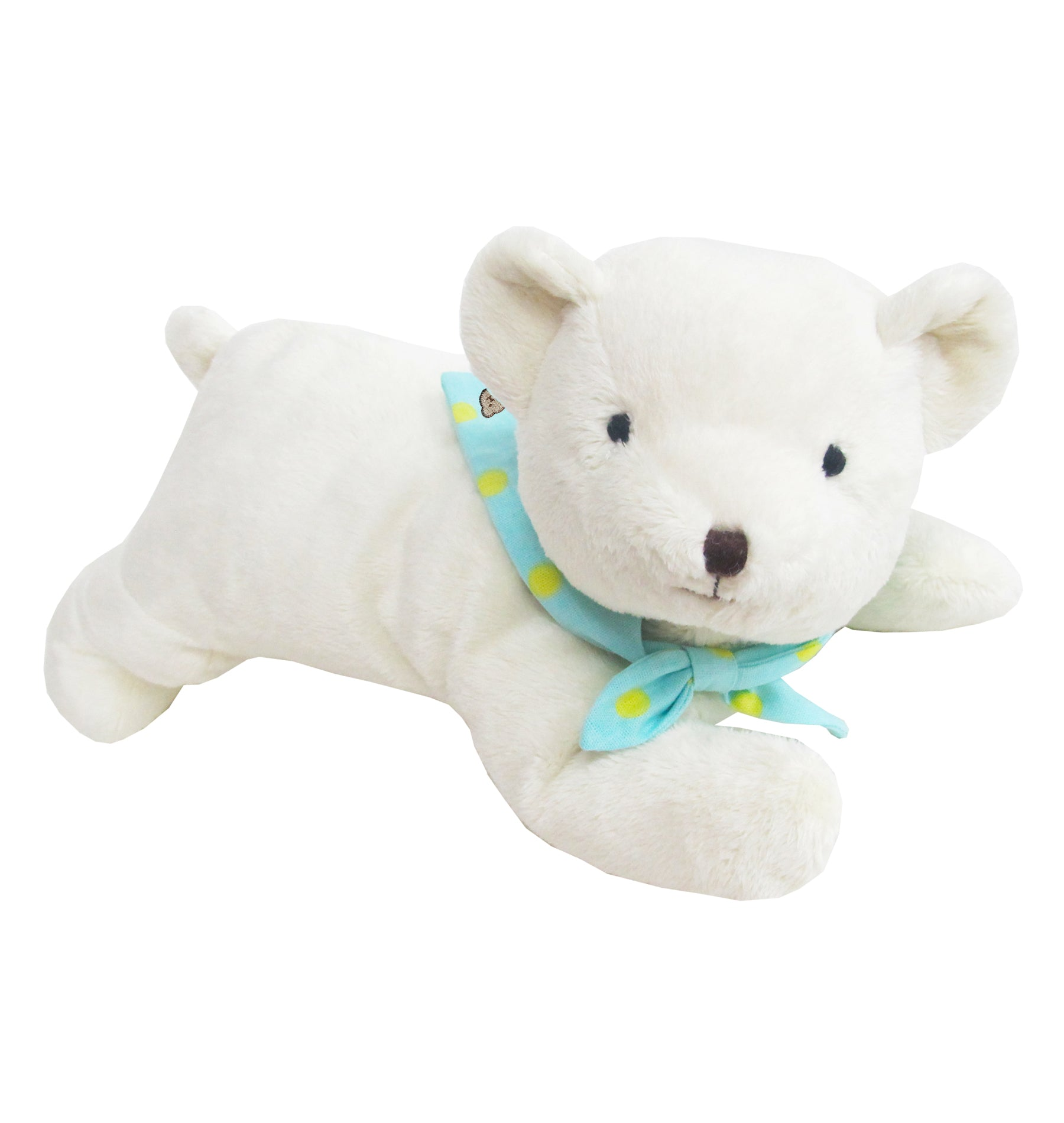 NANA BEAR CUSHION SCARF 19 INCHI