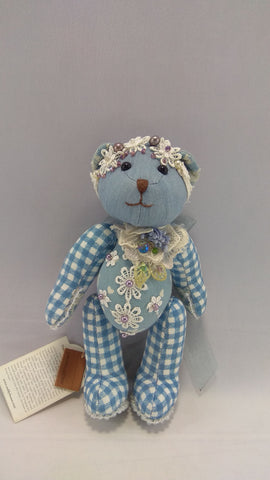 "DENIM BEAR 08"" LIMITED"