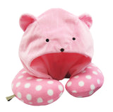NECK CUSHION POLKADOT  SPC HOME 13""