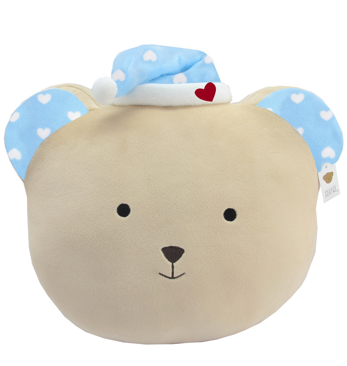 BEAR CUSHION INTO LOVE