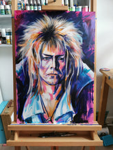 Load image into Gallery viewer, David Bowie Labyrinth Print