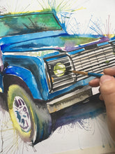 Load image into Gallery viewer, Bespoke Car Painting