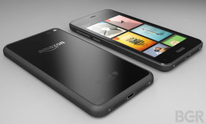 Amazon Comes Out With New Smartphone