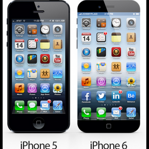 Differences Between iPhone5 and iPhone 6