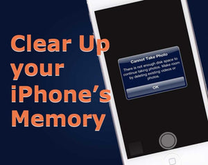 How to Clear Your iPhone Memory