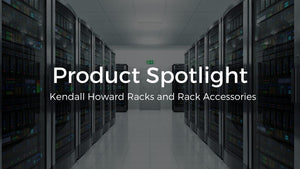 Product Spotlight: Kendall Howard Racks and Rack Accessories
