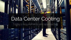 Data Center Cooling: Let Heat Stay Outside With Mother Nature