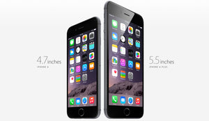 What's the Difference Between iPhone 6 and iPhone 6 Plus?