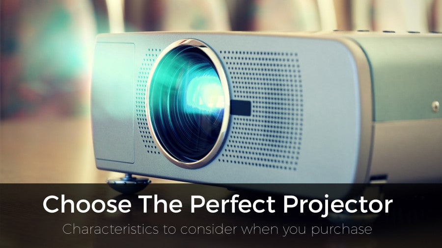 Choose The Perfect Projector