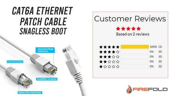 Best Cat6a Ethernet Cable : Review