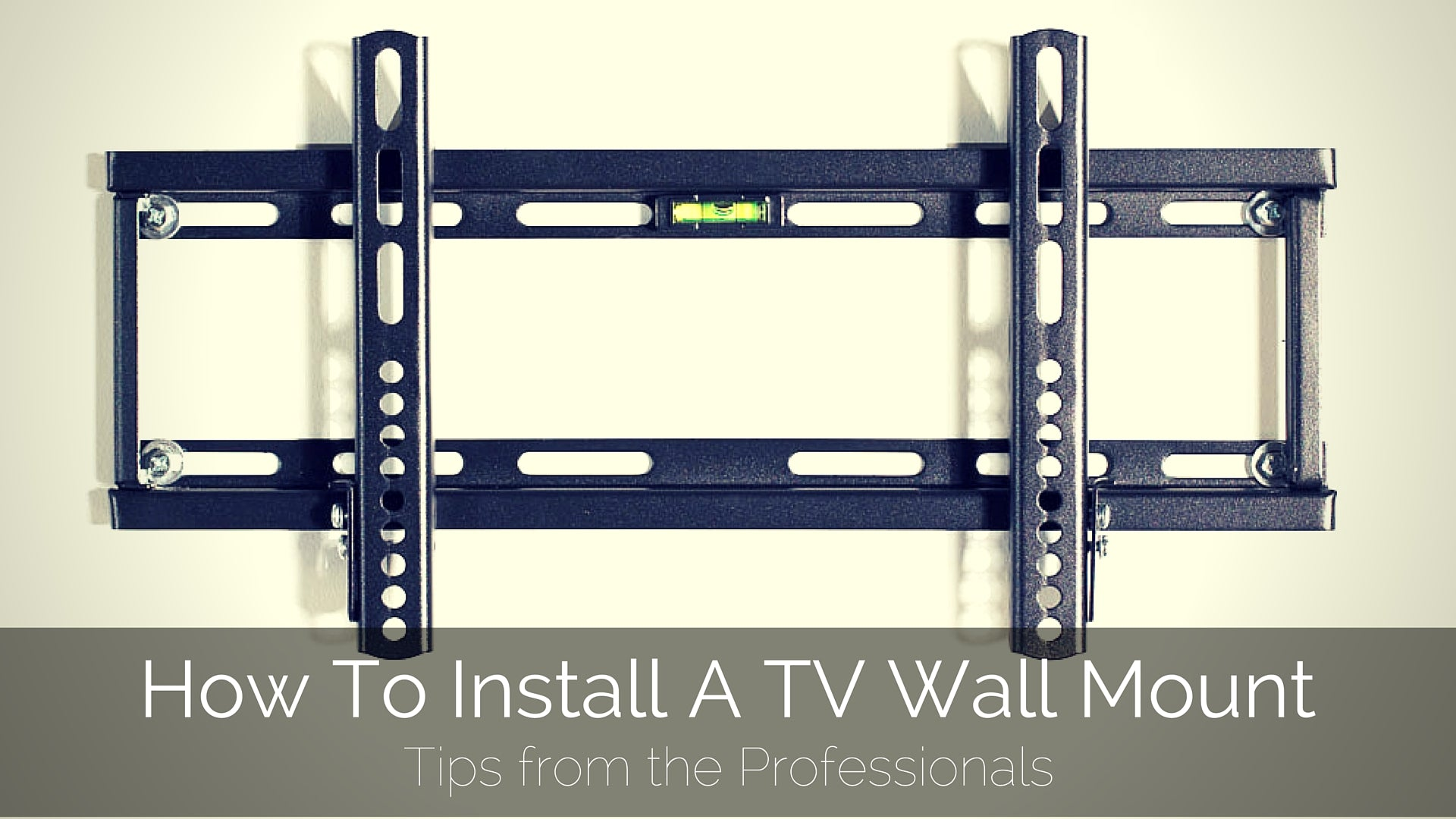 How To Install A Tv Wall Mount Tips From The Pros Firefold