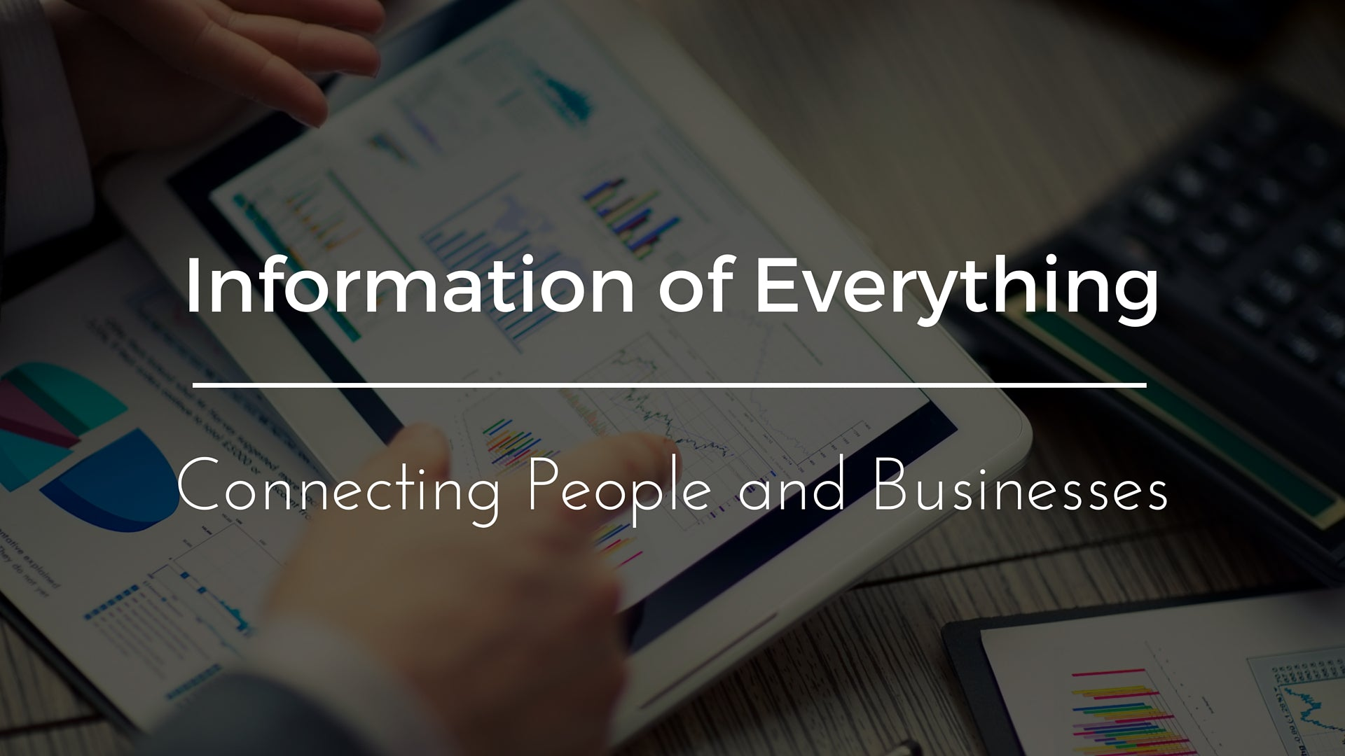 Information of Everything