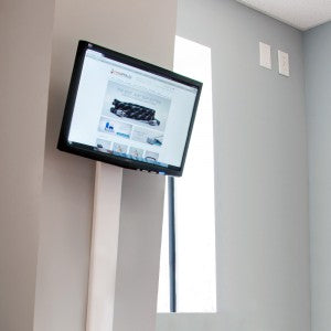 How to Hide Wires for a Wall Mounted TV