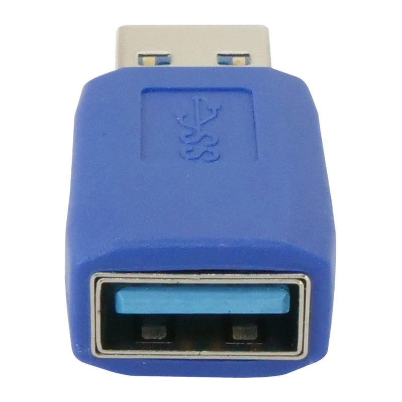 USB 3.0 Type A Male to USB Type A Female Adapter