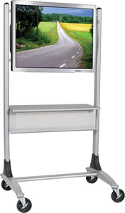 MooreCo Platinum Flat Panel Cart