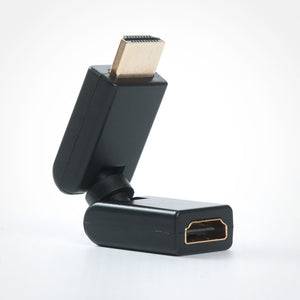 360 Degree Swivel HDMI Adapter-High Speed | FireFold