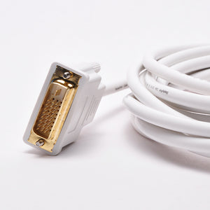 15ft Mini DisplayPort to DVI Adapter Cable alt view2