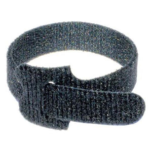 Vertical Cable Velcro Tie Wraps, 50 Pack