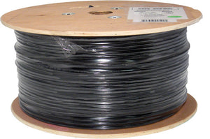 UV Rated Cat6 Solid Bulk Cable 23AWG Bare Copper