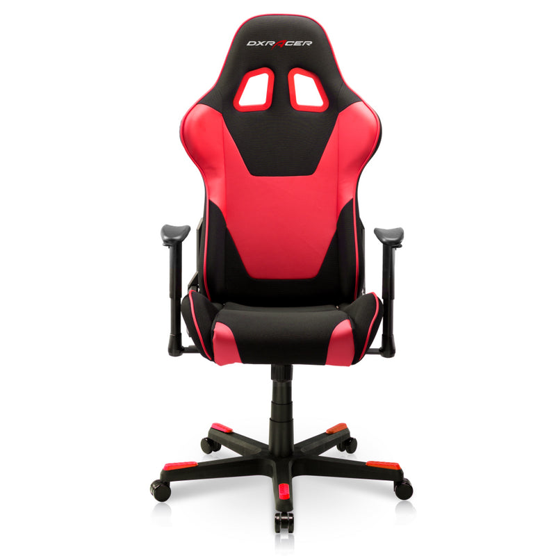 DXRacer Formula Series Conventional Mesh and PU Leather Gaming Chair, OH/FD101/NR