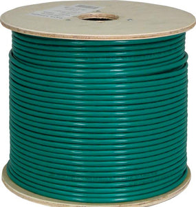 Vertical Cable 1000ft Solid Shielded Cat6 Cable - 23AWG F/UTP 550MHz CMR