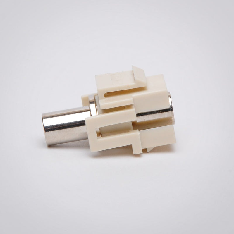 3.5mm Keystone Jack - Stereo Coupler