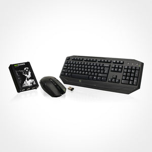 IOGEAR KeyMander Wireless Keyboard and Mouse Bundle