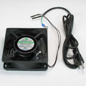 Cooling Fan for DIY Wall Mount Rack Enclosure Kits