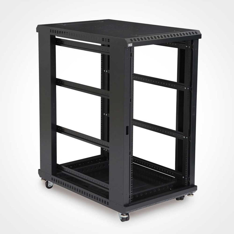 Kendall Howard LINIER 22 Unit (22U) Open Frame Server Rack