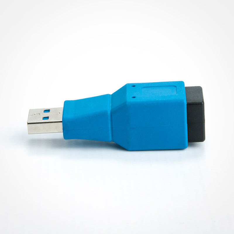 USB 3.0 Type A Male to USB Type B Female Adapter