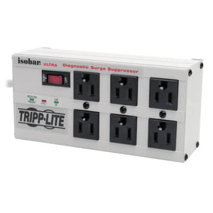 Tripp-Lite ISOBAR6ULTRA Isobar 6-Outlet Surge Protector