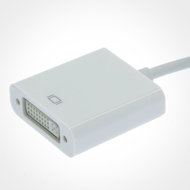 USB-C to DVI Adapter - Type C USB Male to DVI Female