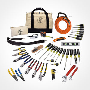 Klein Tools 41 Piece Journeyman Tool Set