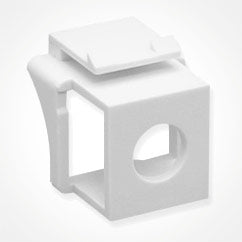 ICC Cable Feedthrough Blank Keystone Insert 10 Pack