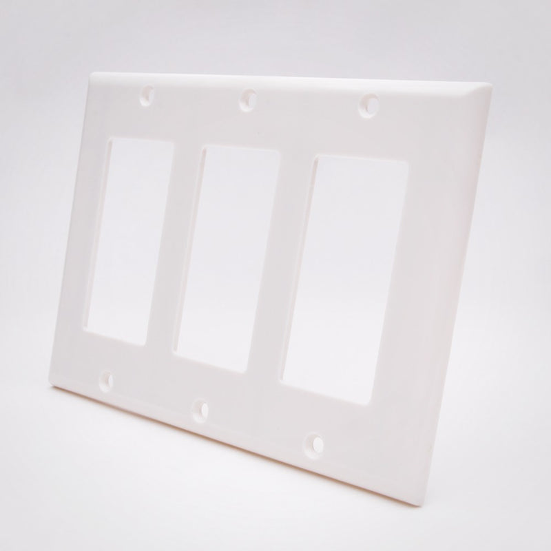 Vanco Decora Style Face Plate