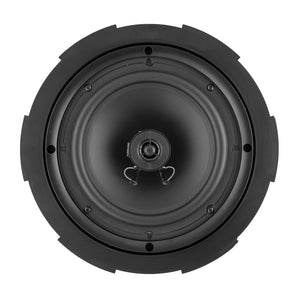 Current Audio Contractor Series BCS80FL 8 In-ceiling Loudspeaker Pair